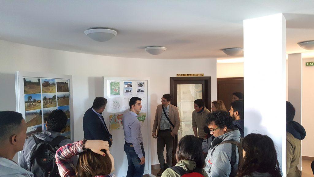 Studentii Erasmus Mundus de la Universitatea Politehnica Timisoara in vizita la BIOREN