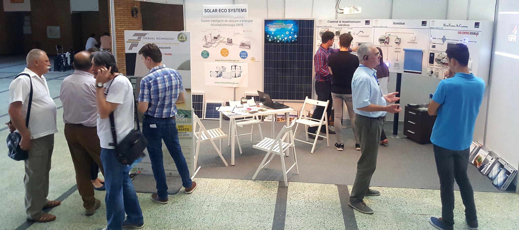 Solar Eco Systems RoEnergy - Targ de Energii si Eficienta Energetica Bucuresti 2