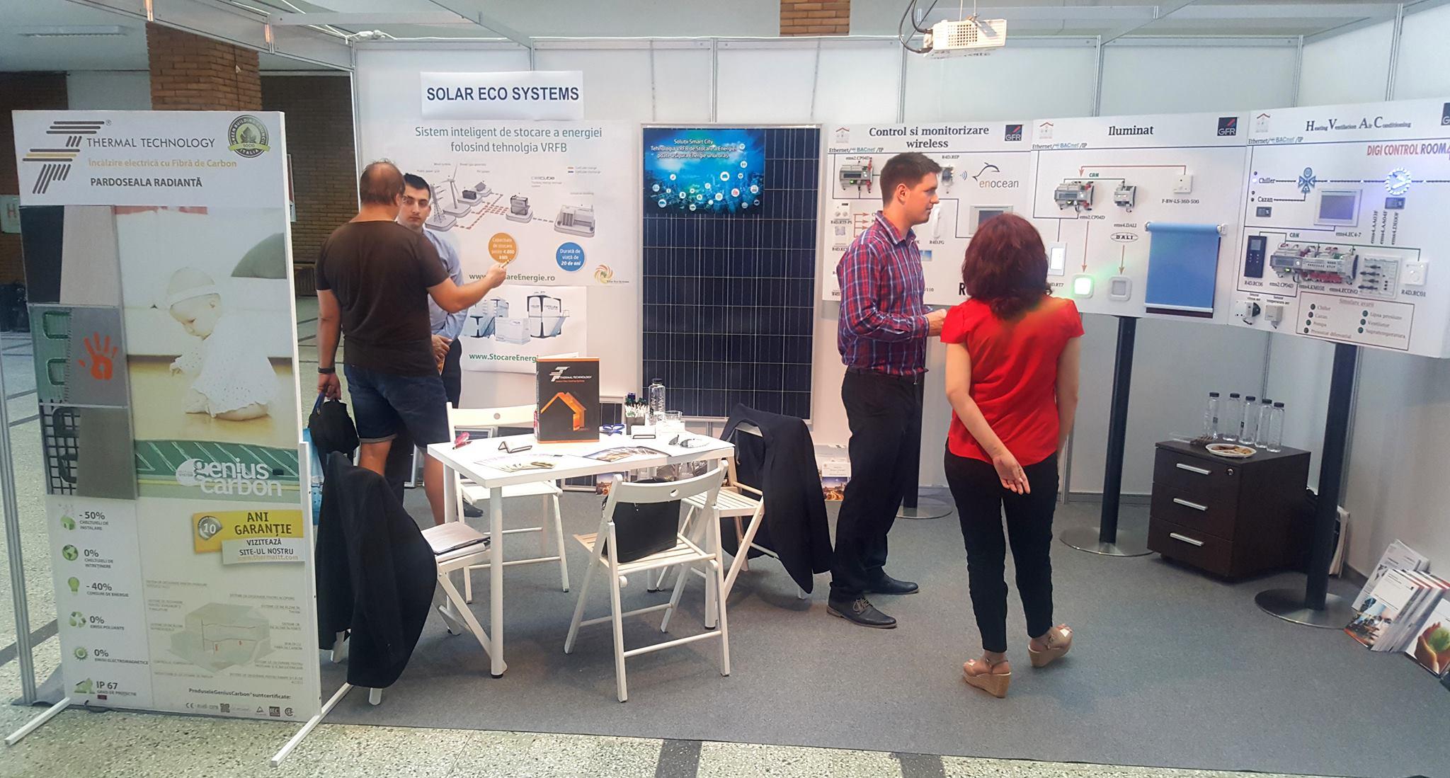 Solar Eco Systems RoEnergy - Targ de Energii si Eficienta Energetica Bucuresti 4