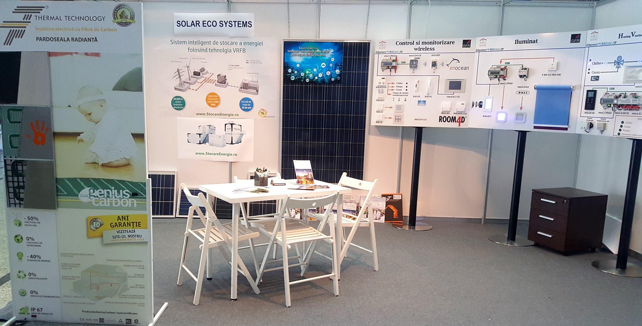 Solar Eco Systems RoEnergy - Targ de Energii si Eficienta Energetica Bucuresti
