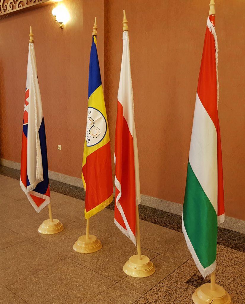 Acord de cooperare semnat între patru confederaţii patronale est-europene Cluj-Napoca 2