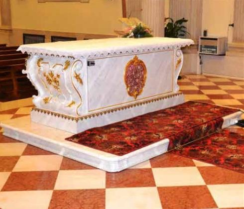 Platforme incalzitoare lacase de cult biserici